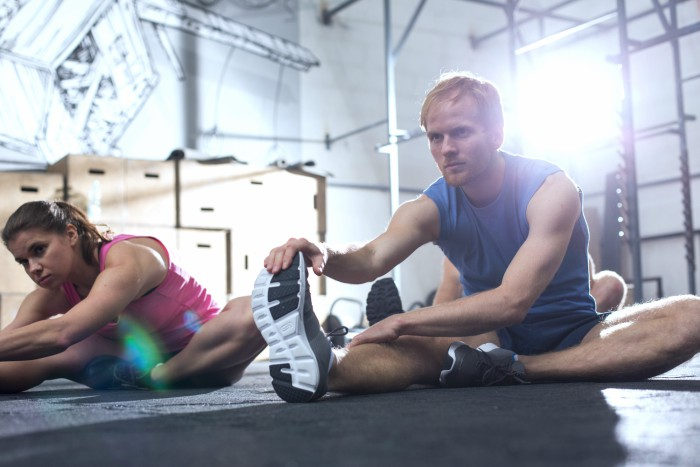 Gym Buddy Etiquette: Don't Do This to Your Partner