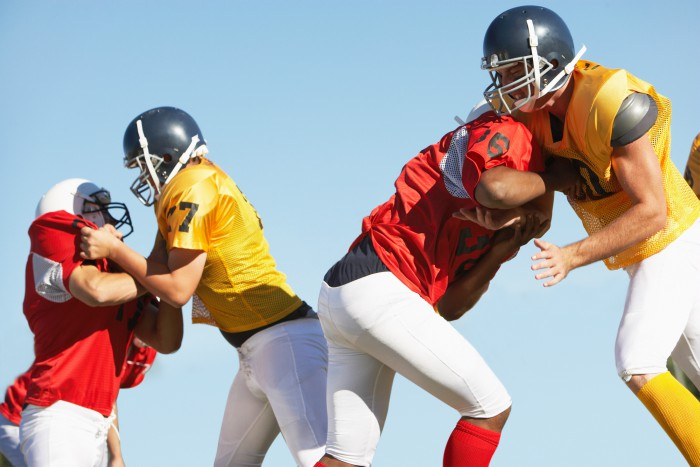 Prevent Contact Sports Injuries